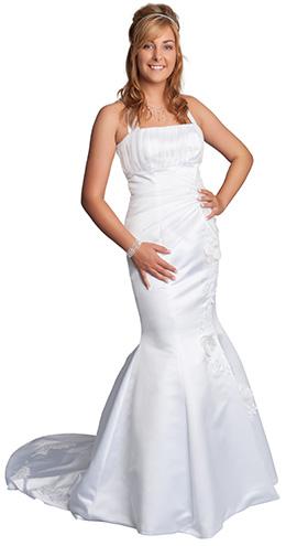 Diamant mariage robes de mariage uniques et sur mesure for Robes de mariage designer amazon